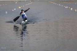 مسابقات قایقرانی بانوان