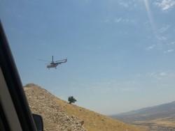 مروحيات تركية تقصف بشدة مواقع العمال الكردستاني شمالي أربيل