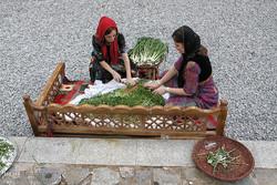 Hemedan'da İran Mutfağı Festivali