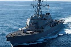 حضور ناو آمریکا در دریای چین جنوبی ناقض حاکمیت ملی چین است