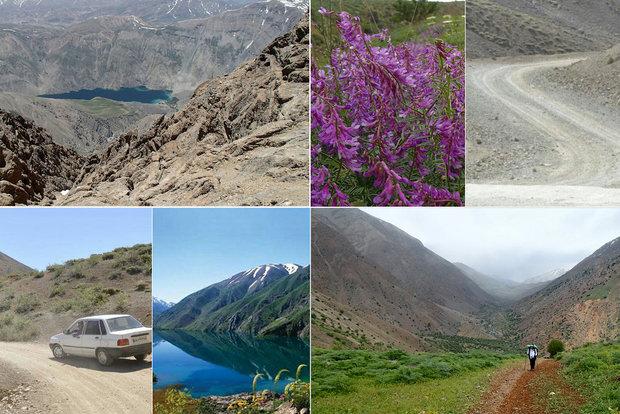 تلخکامی دریاچه آب شیرین؛ مصائب یگانه «گهر» آلپ ایران تمامی ندارد