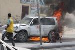 انفجار بمب در موگادیشو ۴کشته و زخمی برجا گذاشت
