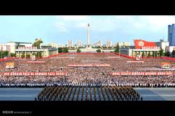 کۆریای باکوور ٣.٥ ملیۆن خۆبەخشی بۆ شەڕ دژی ئەمریکا هەیە