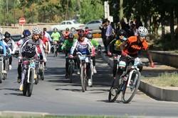 دوچرخه سواری کوهستان بانوان کراس کانتری