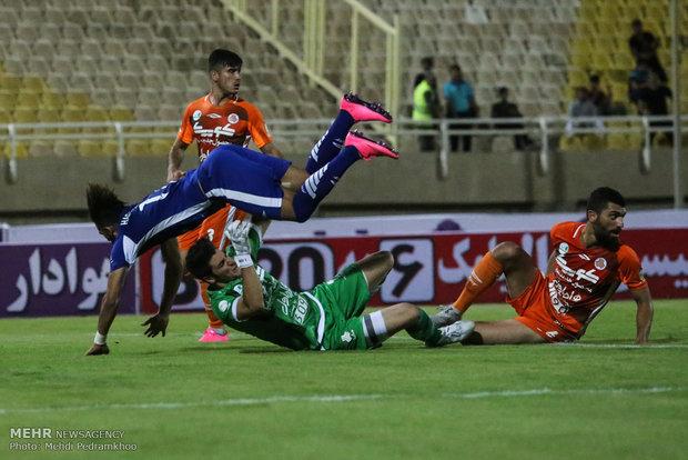 IPL 3rd week in Ahvaz, Esteghlal of Khuzestan 1-2 Saipa