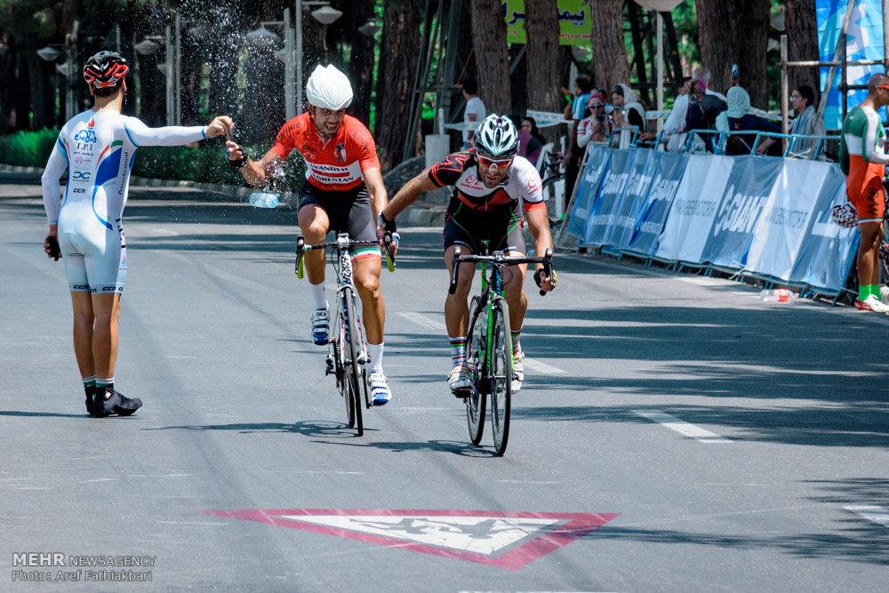 مسابقه جایزه بزرگ  دوچرخه سواری کورسی البرز