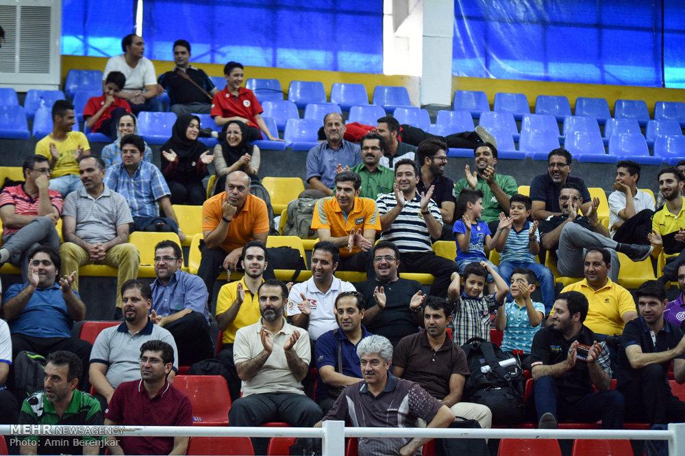 مسابقات رنکینگ جهانی دارت در شیراز