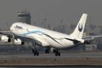 نقص فنی در پرواز مشهد- اصفهان/هواپیما به فرودگاه شهید هاشمی نژاد برگشت