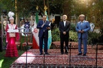 Kazakh pres. grants badge of honor to AEOI head Salehi