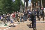 درگیری های شدید در ویرجینیای آمریکا