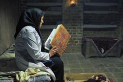نمایش فیلم کوتاه «هرگز رهایم نکن» در قزوین به روی پرده رفت