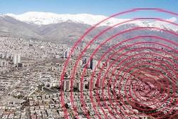 نصب ۲۲ دستگاه شتاب نگاشت زلزله در تهران