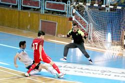 بازیکنان تیم آتلیه طهران قم در مشهد عملکرد بسیار خوبی داشتند