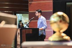 اهدای توپ طلا مهدی طارمی به موزه آستان قدس رضوی
