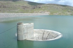 ۴۰ درصد از ظرفیت آب سدهای استان زنجان پرشده است