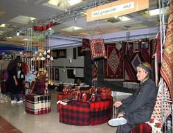 برپایی دهمین نمایشگاه سراسری صنایع دستی در استان کرمانشاه
