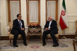 Iran's Zarif meets UN Yemen envoy