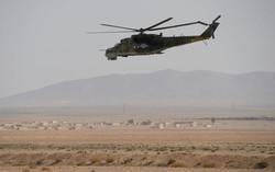 هلی برد ارتش سوریه
