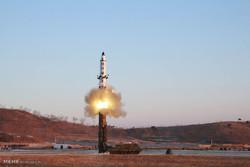 کۆریای باکووری جارێکی دیکه مووشهکی تاقی کردهوه