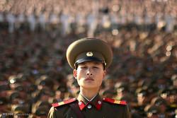 جيش كوريا الشمالية /صور