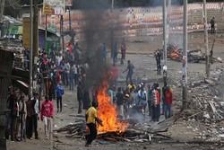 کینیا میں پولیس کی فائرنگ سے 2 مظاہرین ہلاک