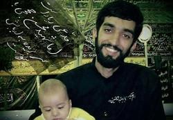 """ممثل قائد الثورة الاسلامية يحضر مراسم تأبين الشهيد """"محسن حججي"""""""