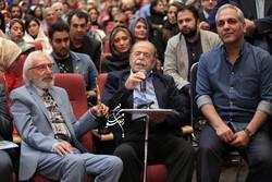 اولین تندیس علی معلم به اصغر فرهادی رسید/ یاد شهید حججی زنده شد