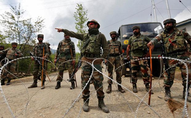 الهند تعزز انتشارها العسكري على الحدود مع الصين