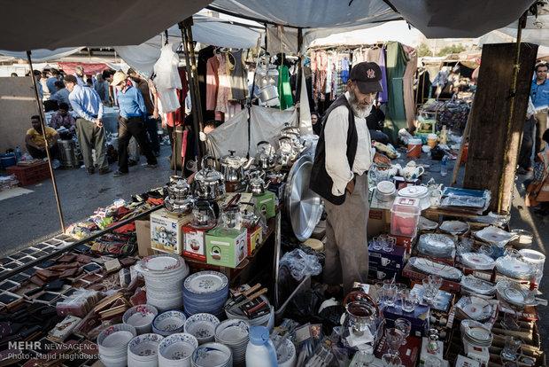 شلوغ بازار