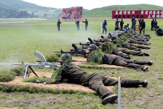 ارتش کره شمالیر