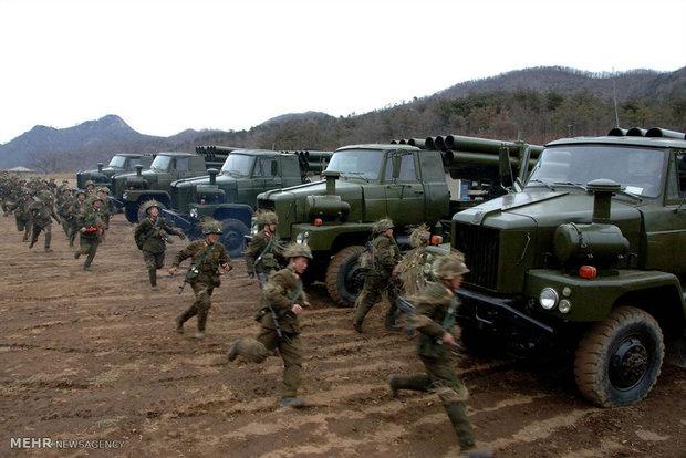 جيش كوريا الشمالية