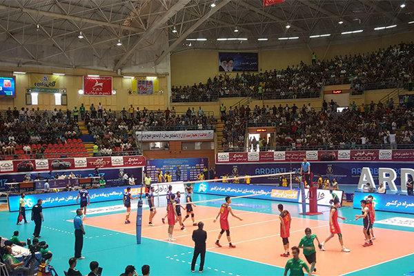 تیم ملی والیبال ایران از دیوار چین گذشت/ یک گام تا صعود
