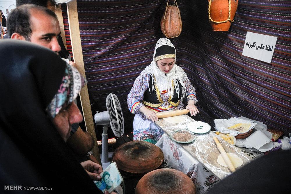 اختتامیه دومین جشنواره جوکول در رشت