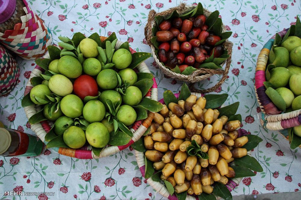 نخستین جشنواره لیمو ترش رودان