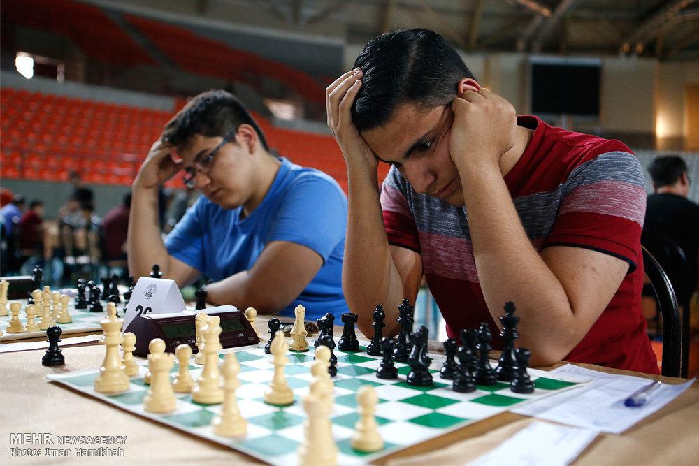 مسابقات شطرنج انتخابی تیم ملی