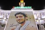 سعید عبدولی مدالش را به شهید حججی تقدیم کرد