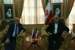 Iran-Russia military-political coop. close in Syria