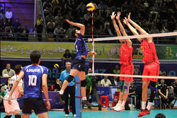 Iran sinks China at FIVB qualifier competitions