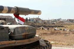 القوات السورية توسع سيطرتها على مناطق جديدة على الحدود مع الأردن