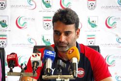« علی نظرمحمدی» به عنوان سرمربی تیم سپیدرود رشت ابقا شد