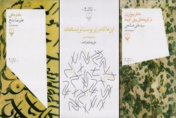 چاپ مجموعه غزل «ماه و ماهی» و جدیدترین کتاب سید علی صالحی