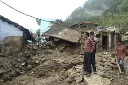 تلفات رانشزمین در میانمار به ۶۳ نفر رسید/ ۱۰۰ نفر ناپدید هستند