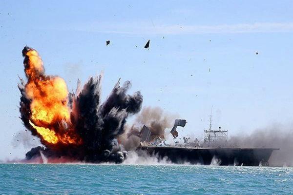 کشتی جنگی عربستان