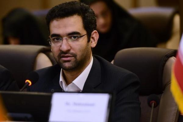 پست اینستاگرامی وزیر ارتباطات برای پیروزی جبهه مقاومت بر داعش