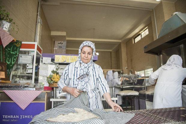 All-women bakery employs breadwinners