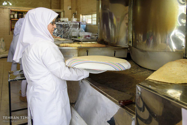All-women bakery employs breadwinners