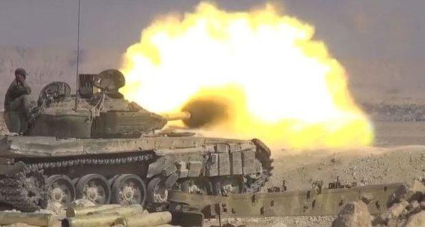 Syrian army establishes full control over strategic hills in Salamiyeh