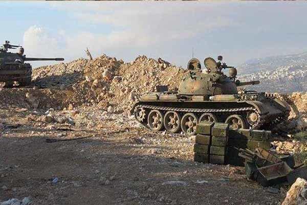 الجيش السوري يطوق تنظيم داعش بالكامل في البادية السورية وسط البلاد