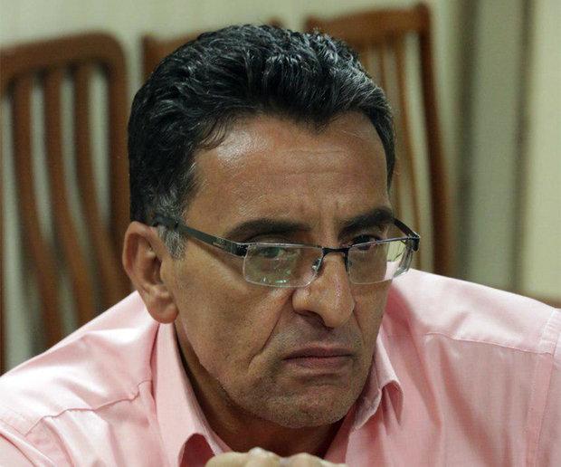 عباس صباغ زاده، دبیر ورزشی روزنامه خبرجنوب شیراز
