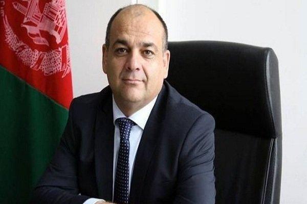 ویس احمد برمک وزیر کشور جدید افغانستان